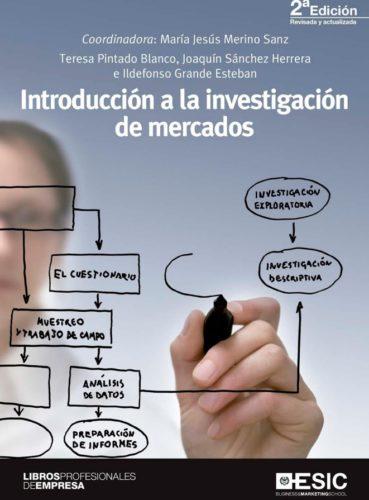 Lee más sobre el artículo Libro: Introducción a la investigación de mercados