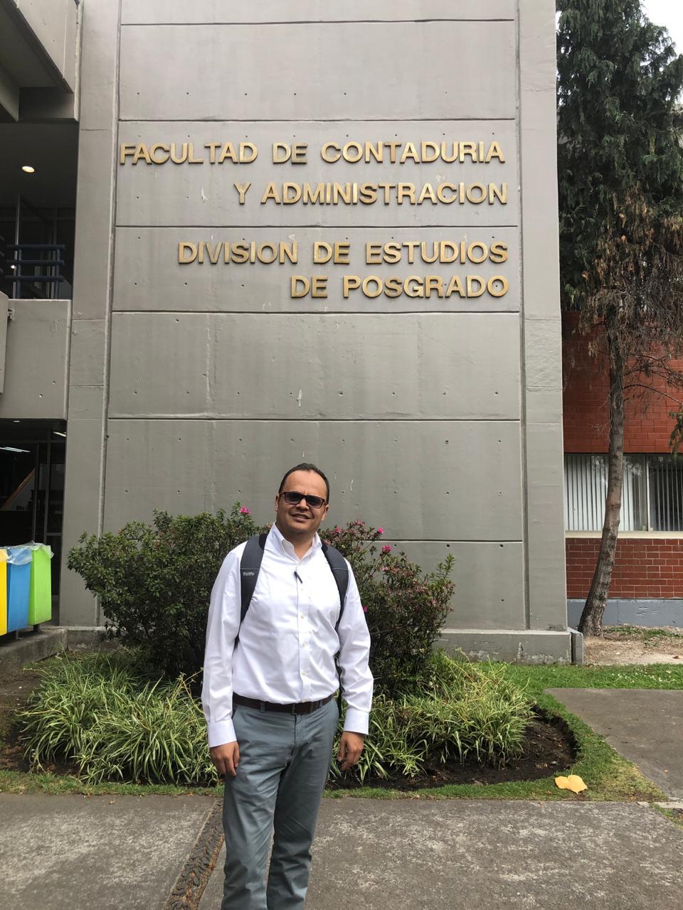 Lee más sobre el artículo Nuestro Director de Mercadología, John Alexander Rueda, ponente del V Encuentro Nacional y III Internacional de Profesores e Investigadores en Mercadotecnia en México