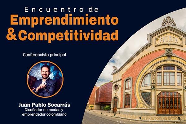 Encuentro de Emprendimiento y Competitividad Universidad Central