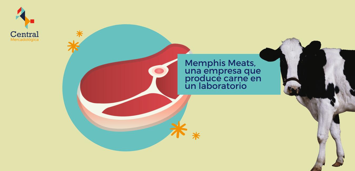 Carne en laboratorio
